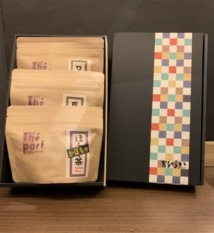 ※ TeaBag用ギフト箱